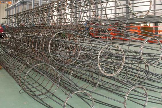 Арматурные конструкции и бетонная смесь в где купить краску для бетона в самаре